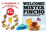 Ofertas de Lizarran, Welcome mister Pintxo
