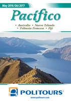Ofertas de Viajes Cemo, Pacifico 2016-2017