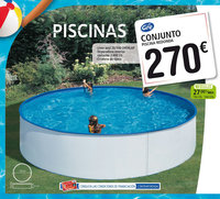 Comprar piscinas en torrox piscinas barato en torrox for Piscinas desmontables eroski