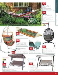 Especial muebles de jardín