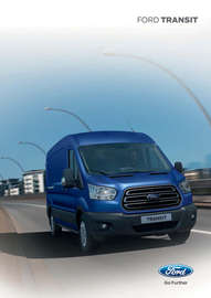 Catalogo Ford Transit Van