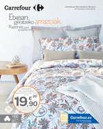 Ofertas de Carrefour, Etxean geratzeko arrazoiak