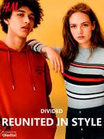 Ofertas de H&M, Reunited in Style