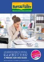 Ofertas de Bureau Vallée, Los básicos para tu oficina