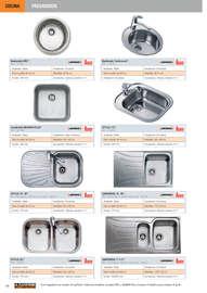 Comprar fregaderos de acero inoxidable barato en barcelona for Bauhaus grifos cocina