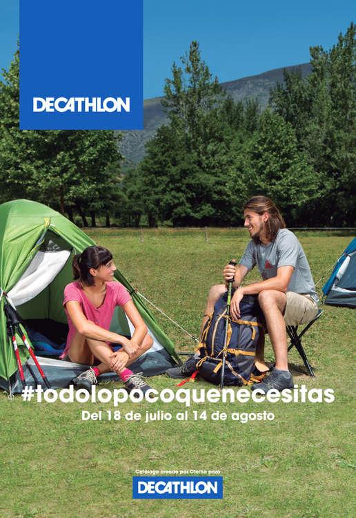 Ofertas de Decathlon, #todolopocoquenecesitas