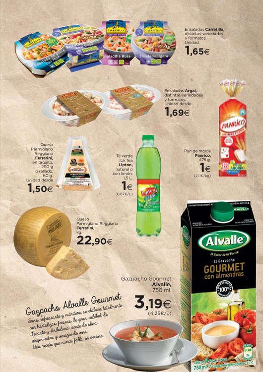 Ofertas de El Corte Inglés, Cocina facil