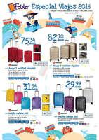 Ofertas de Folder, Especial viajes 2016