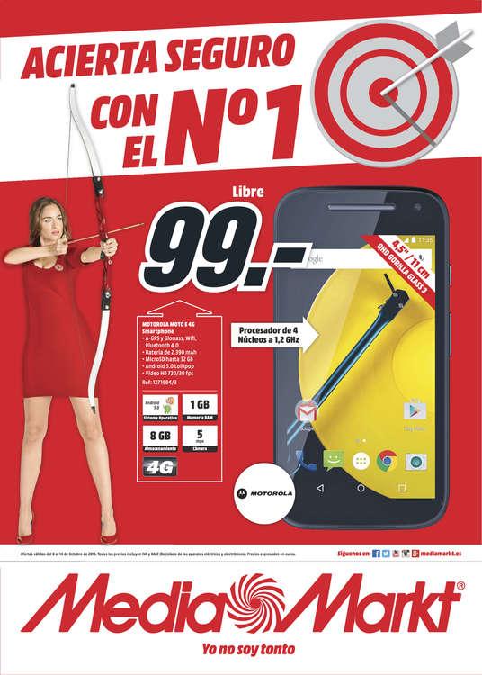 Ofertas de Media Markt, Acierta seguro con el nº1 - Pontevedra