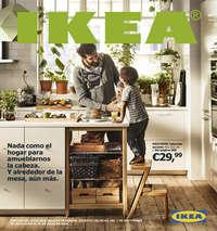 Nada como el hogar. Catálogo de Ikea 2016