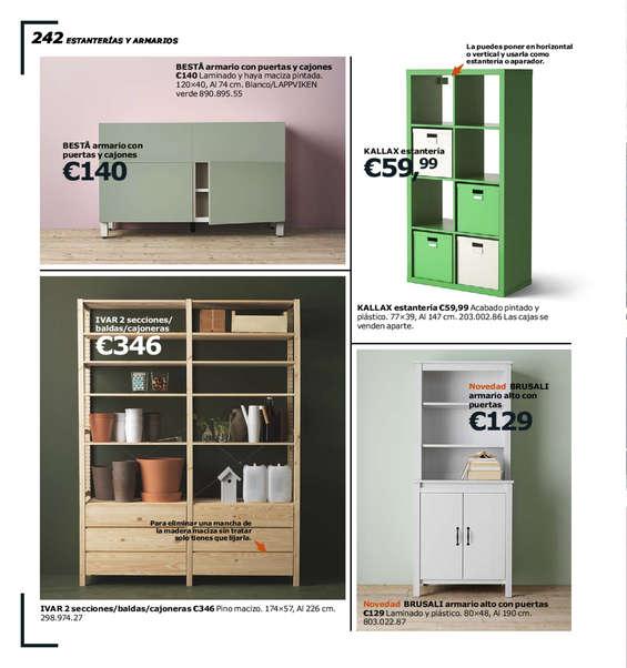 Ikea armarios ofertas y cat logos destacados ofertia - Ikea sevilla ofertas ...