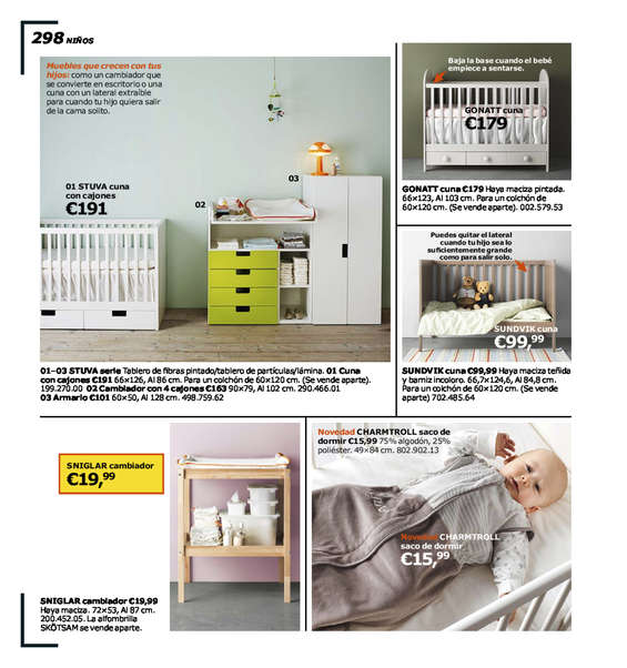 comprar cambiadores beb en zaragoza cambiadores beb On ikea pr catalogo 2016