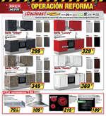 Ofertas de Bricodepot, Operación Reforma - Granada