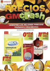 Precios GmCrash