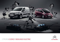 C-Zero y Berlingo Electric