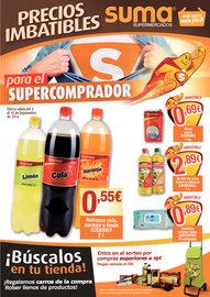 Precios imbatibles para el supercomprador Suma