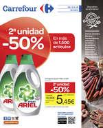 Ofertas de Carrefour, 2ª Ud. a -50%
