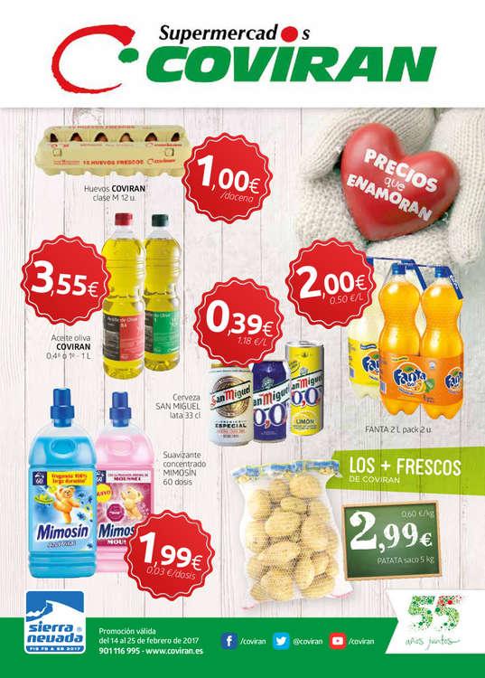 Ofertas de Supermercados Covirán, Precios que enamoran