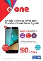 Ofertas de Vodafone, En esta tienda, te llevas este Vodafone Smart Prime 7 Gratis