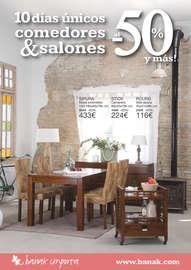 10 días únicos comedores & salones al -50% y más! - Guipuzcoa