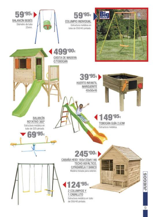 Ofertas de BigMat, Descubre todo lo que sucede en el jardín