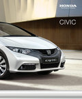Honda: nuevo Civic