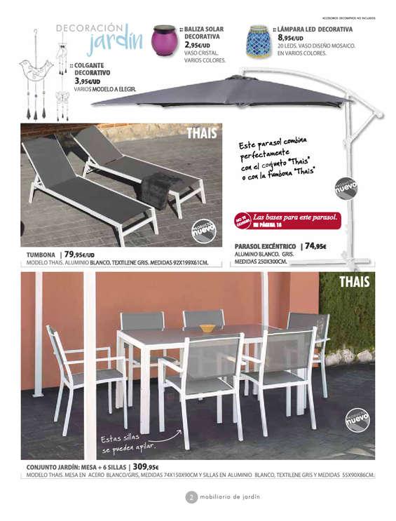 Ofertas de Bricocentro, Especial jardín y terrazas - Basauri