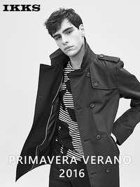 Lookbook Hombre Primavera - Verano 2016
