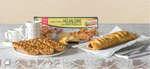 Ofertas de Mercadona, Masa fresca de hojaldre con mantequilla refrigerada