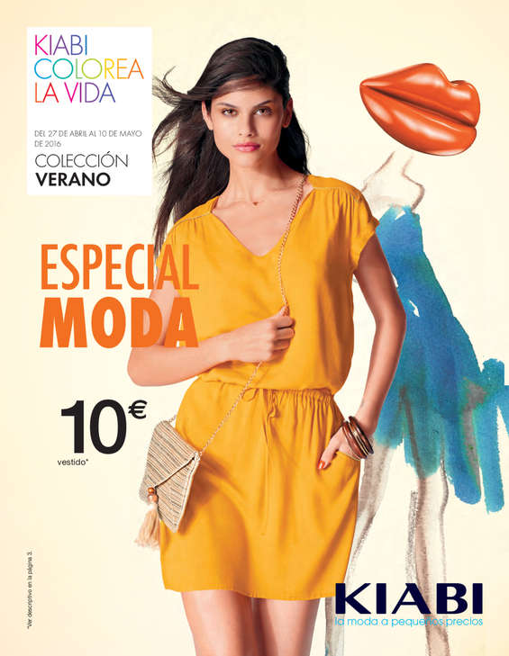 Ofertas de Kiabi, Especial Moda - Colección Moda