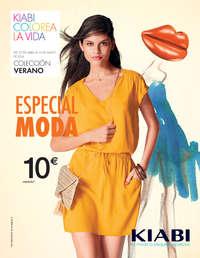 Especial Moda - Colección Moda