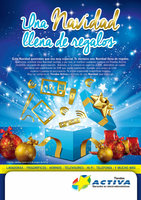 Ofertas de Activa Hogar, Una navidad de regalos