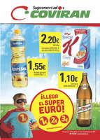 Ofertas de Supermercados Covirán, ¡Llega el súper euro!