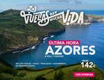 Ofertas de Nautalia, Azores