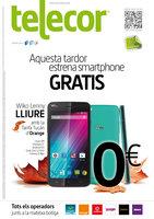 Ofertas de Telecor, Revista Octubre