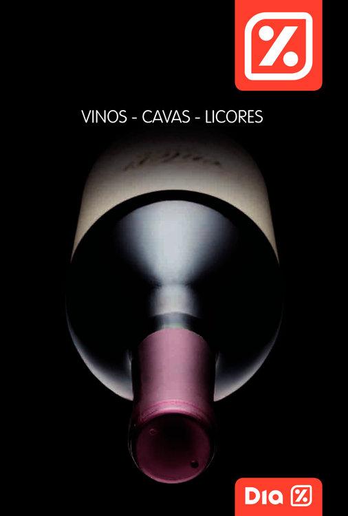 Ofertas de Dia, Vinos - Cavas - Licores