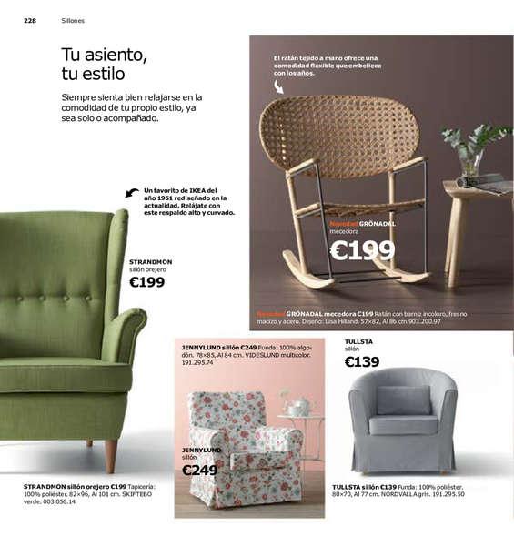 Comprar sillones orejeros barato en m laga ofertia for Ikea malaga telefono