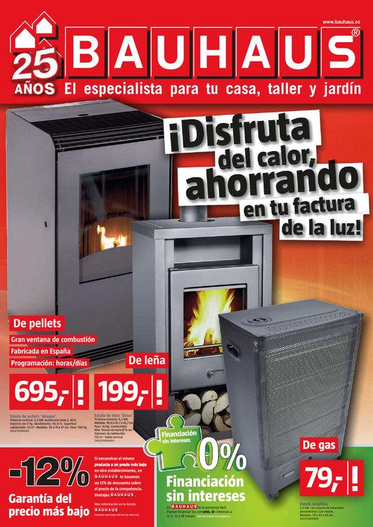 Comprar estufa de gas en girona estufa de gas barato en - Bauhaus estufas de lena ...