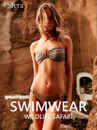 Swimwear. Wildlife Safari