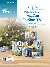 Esta Navidad, regálate Fusión TV