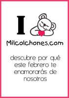 Ofertas de Milcolchones.com, I ❤ Milcolchones.com
