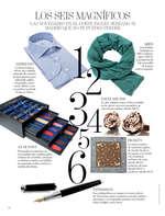 Ofertas de El Corte Inglés, Revista accesorios hombre