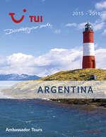 Ofertas de Linea Tours, Argentina 2015-16