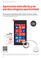 Ofertas de Vodafone, Noviembre