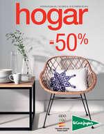 Ofertas de El Corte Inglés, Hogar hasta -50%