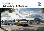 Ofertas de Volkswagen, Nuevo Golf, Golf Variant y Golf Alltrack