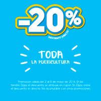 -20% en Puericultura