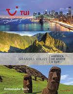 Ofertas de Viajes Cemo, Grandes viajes: América de Norte a Sur