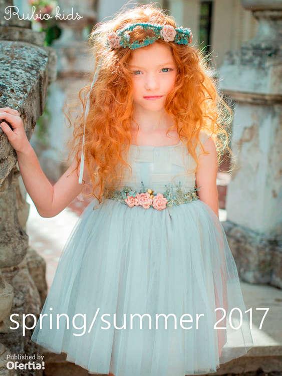 Ofertas de Rubio Kids, Spring Summer 2017