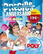 Ofertas de Poly Juguetes, Precios Aniversario